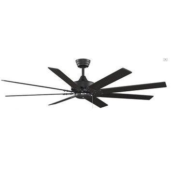 8 blade ceiling fan photo - 5