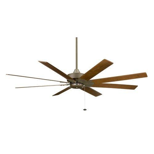 8 blade ceiling fan photo - 6