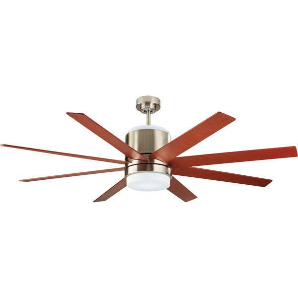 8 blade ceiling fan photo - 8
