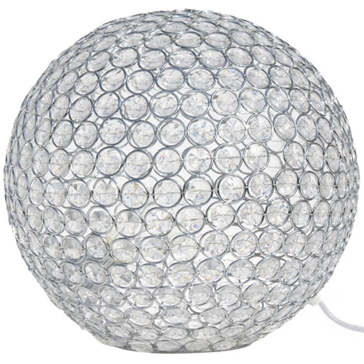 acrylic ball lamp photo - 3