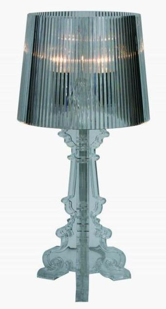 acrylic ball lamp photo - 4