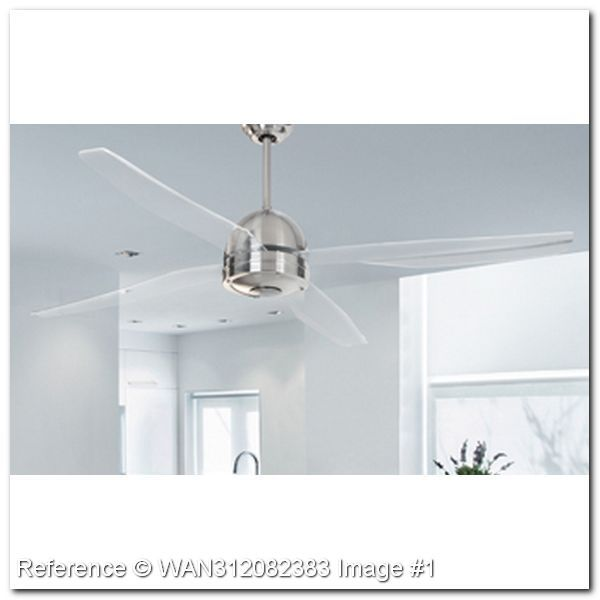 Acrylic Ceiling Fan Warisan Lighting