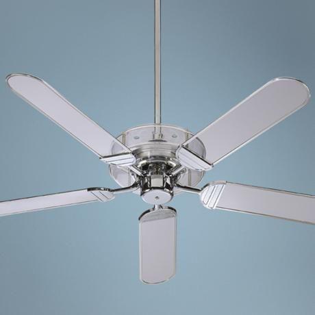 acrylic ceiling fan photo - 3
