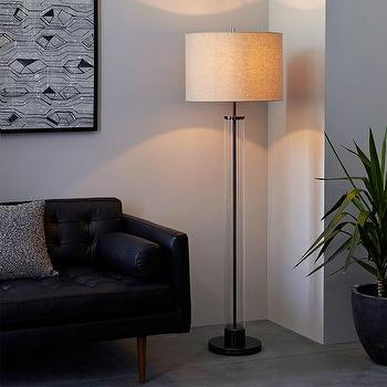 acrylic floor lamp photo - 3