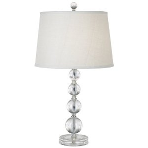 acrylic table lamps photo - 3
