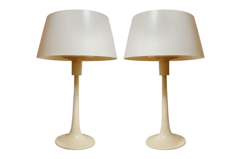 acrylic table lamps photo - 4