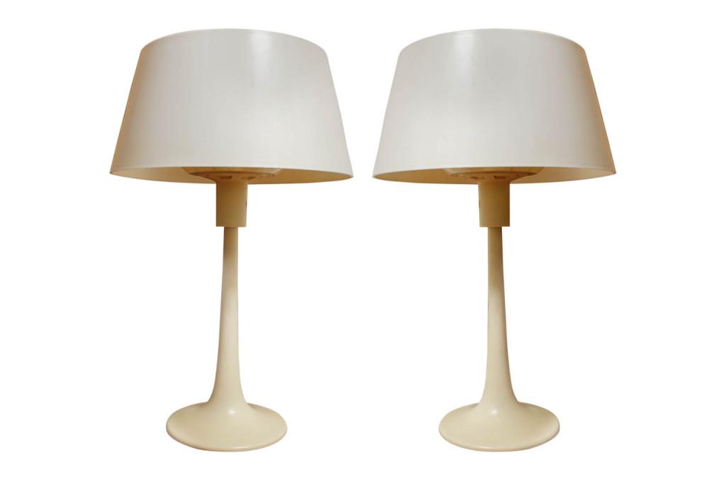 acrylic table lamps photo - 4