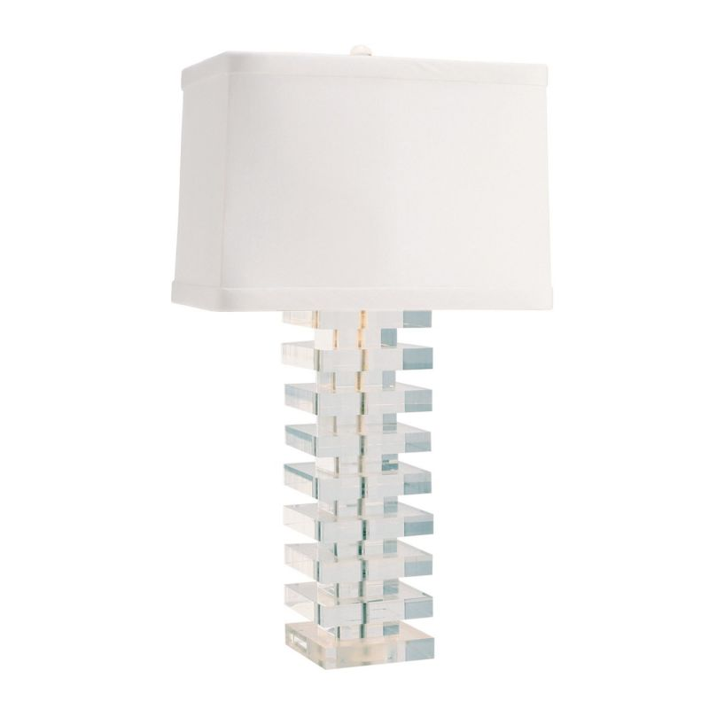 acrylic table lamps photo - 6