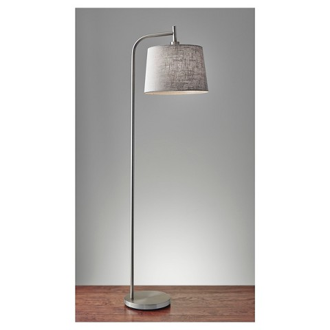 adesso floor lamp photo - 8