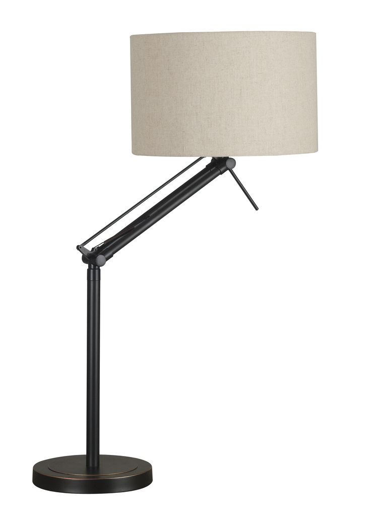 adjustable table lamp photo - 4