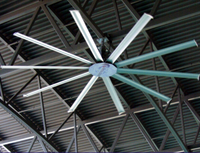 agricultural ceiling fans photo - 6