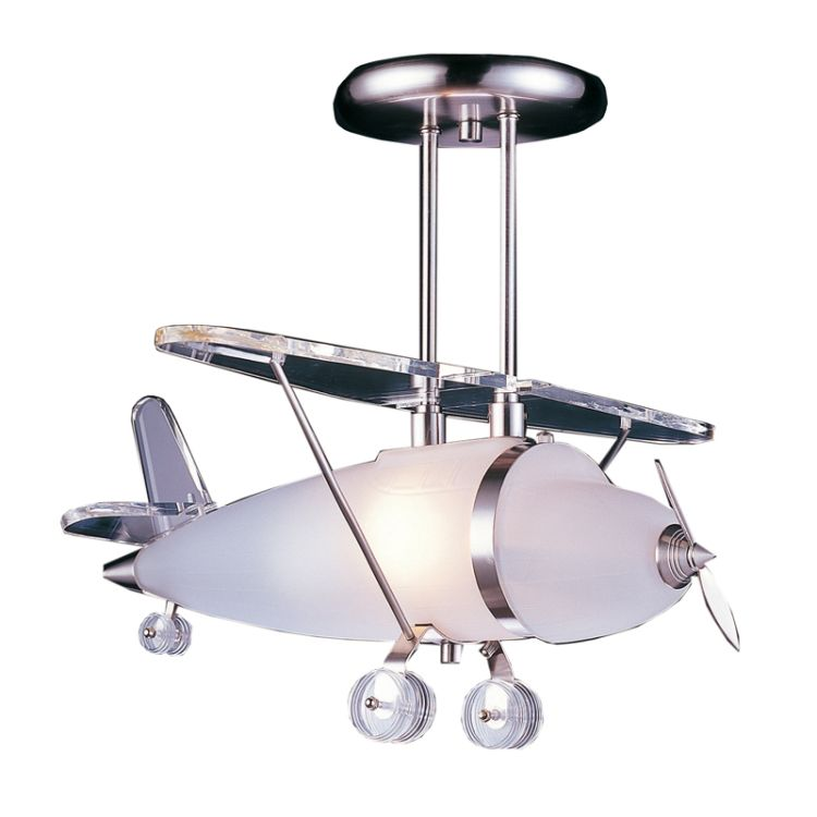 airplane lamps photo - 1