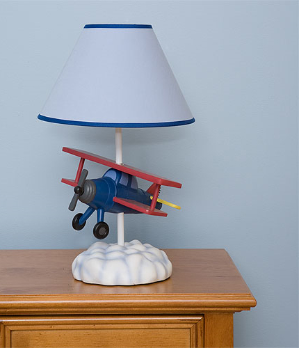 airplane lamps photo - 9