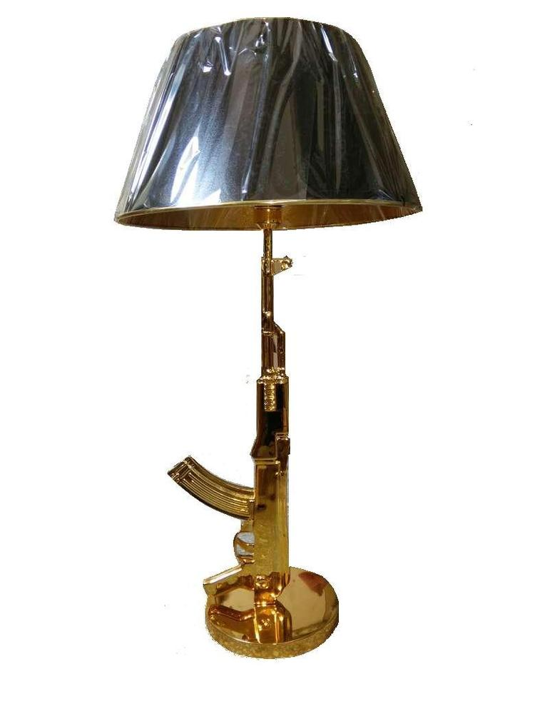 ak47 lamp photo - 10