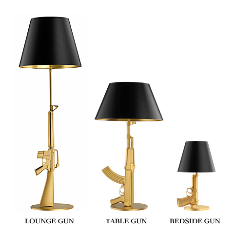 ak47 lamp photo - 4