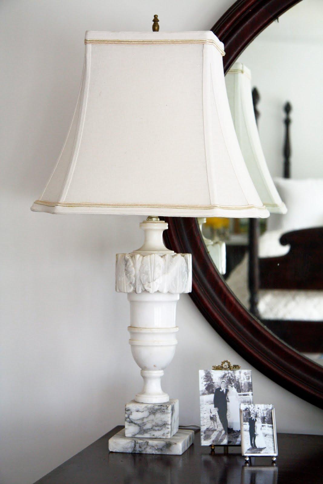 alabaster lamps photo - 4