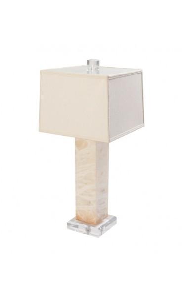 alabaster lamps photo - 8