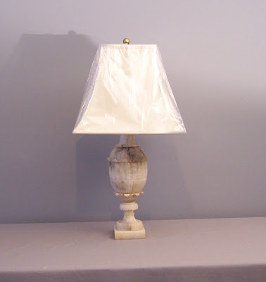 alabaster lamps photo - 9