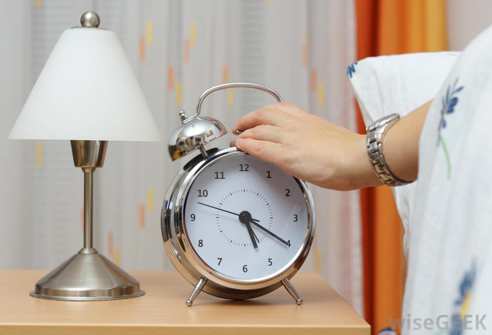 alarm lamp photo - 1