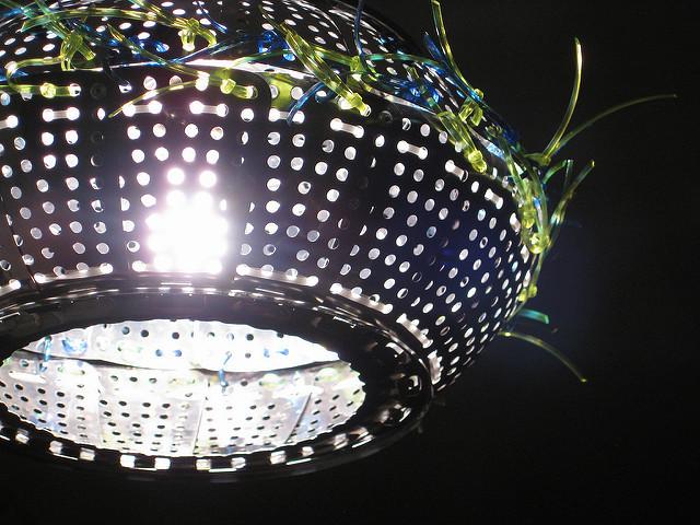 alien lamp photo - 3
