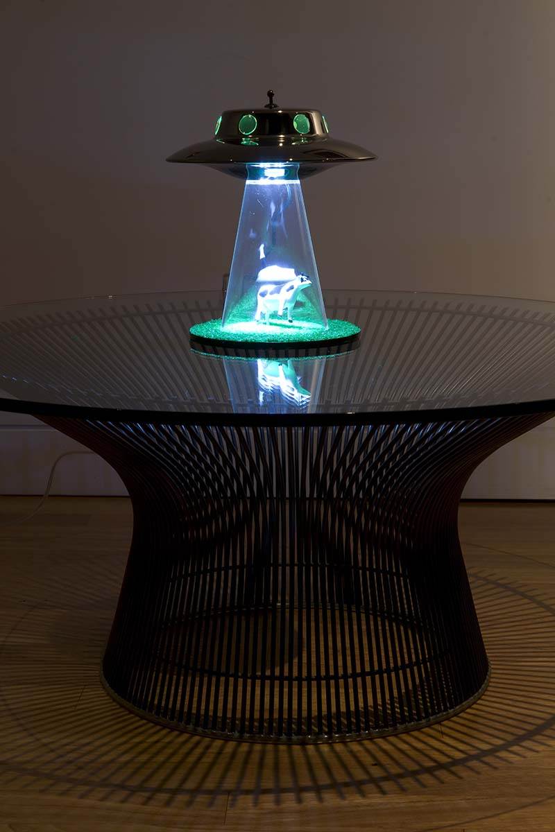 alien lamp photo - 5