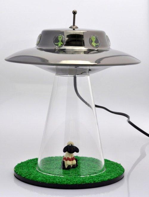 alien lamp photo - 8