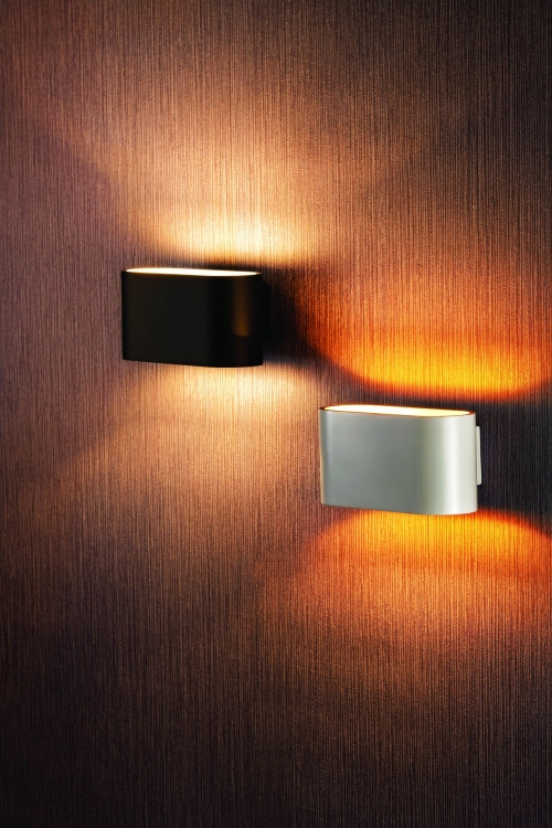 aluminium wall lights photo - 2