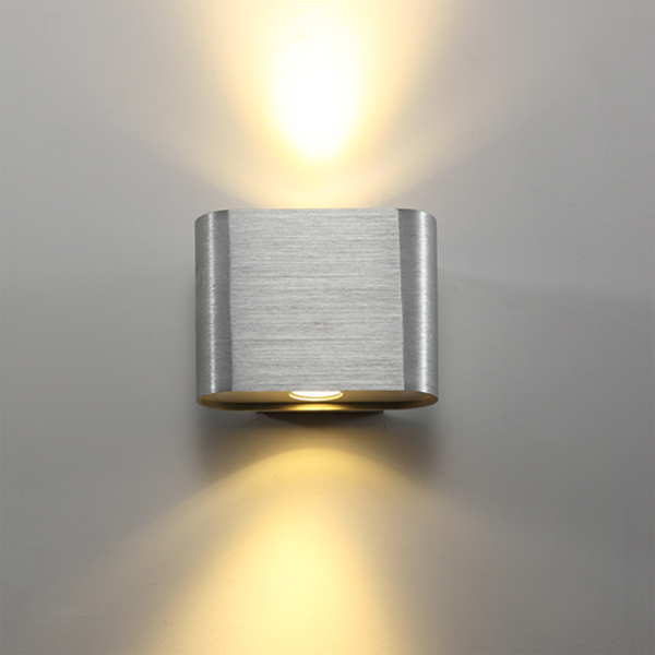 aluminium wall lights photo - 3