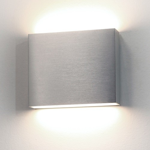 aluminium wall lights photo - 4