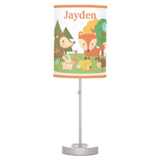 animal table lamps photo - 4