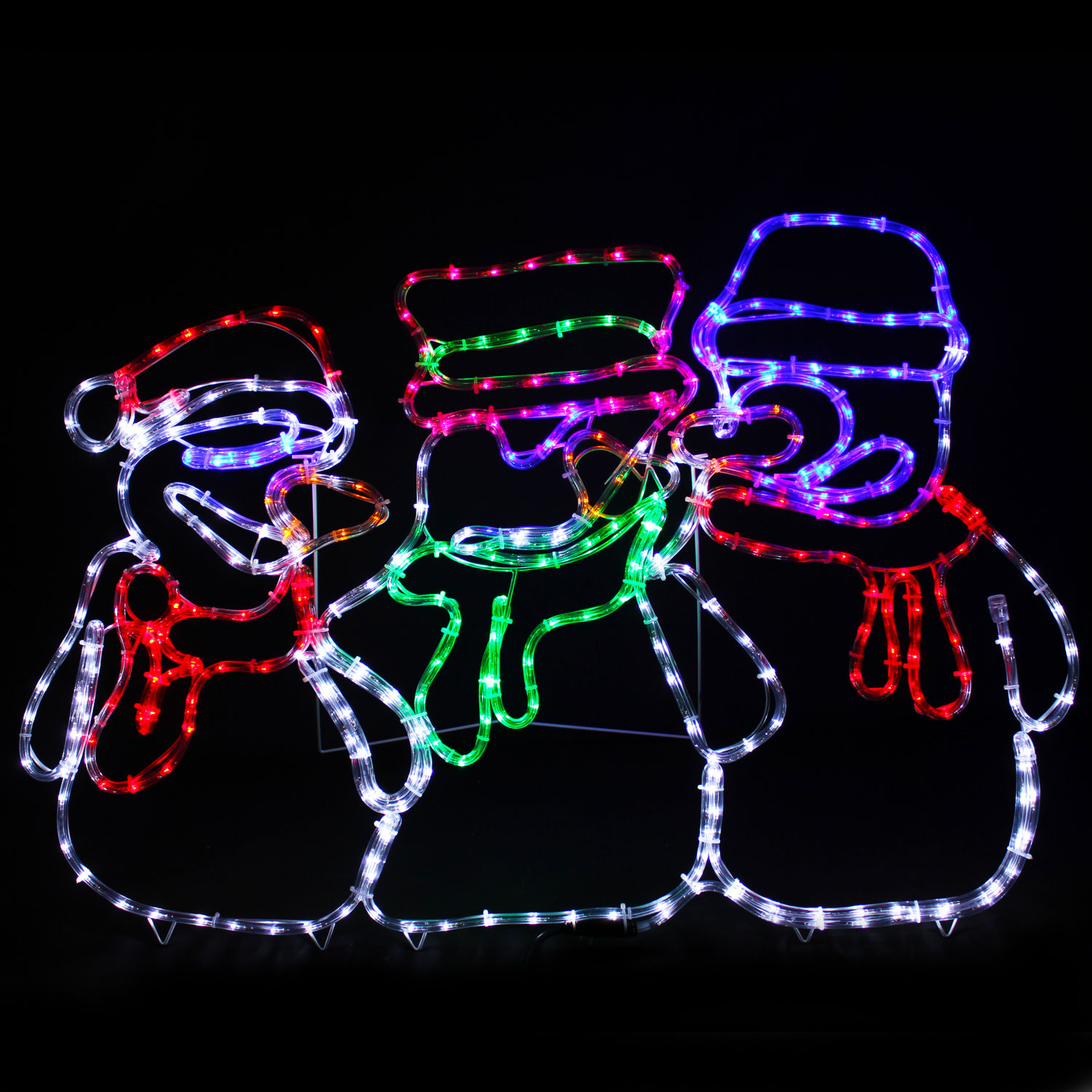 animated outdoor christmas lights photo - 7