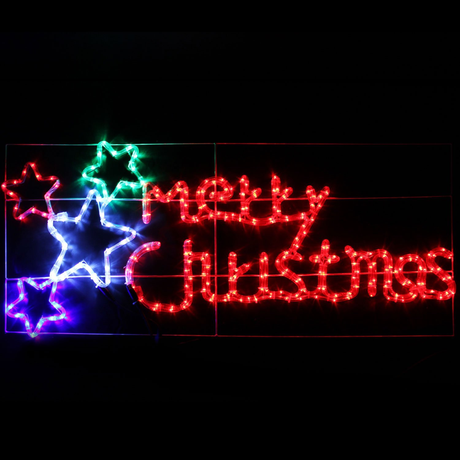 animated outdoor christmas lights photo - 8