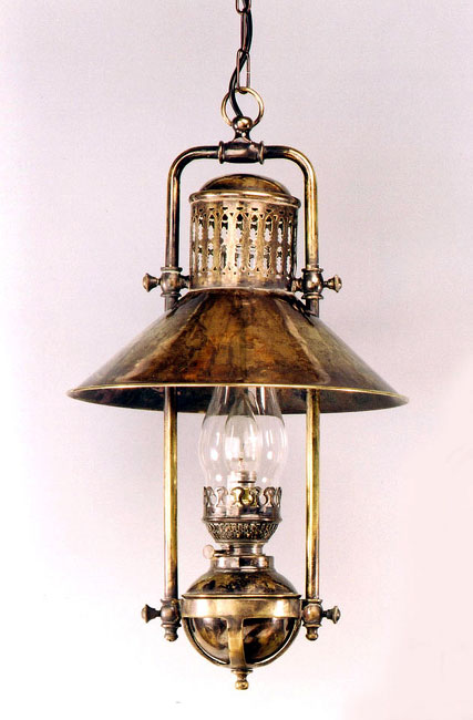 Facts Antique Brass Oil Lamps Warisan Lighting