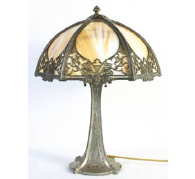 antique desk lamps photo - 3