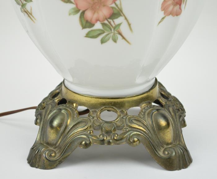 antique globe lamps photo - 3