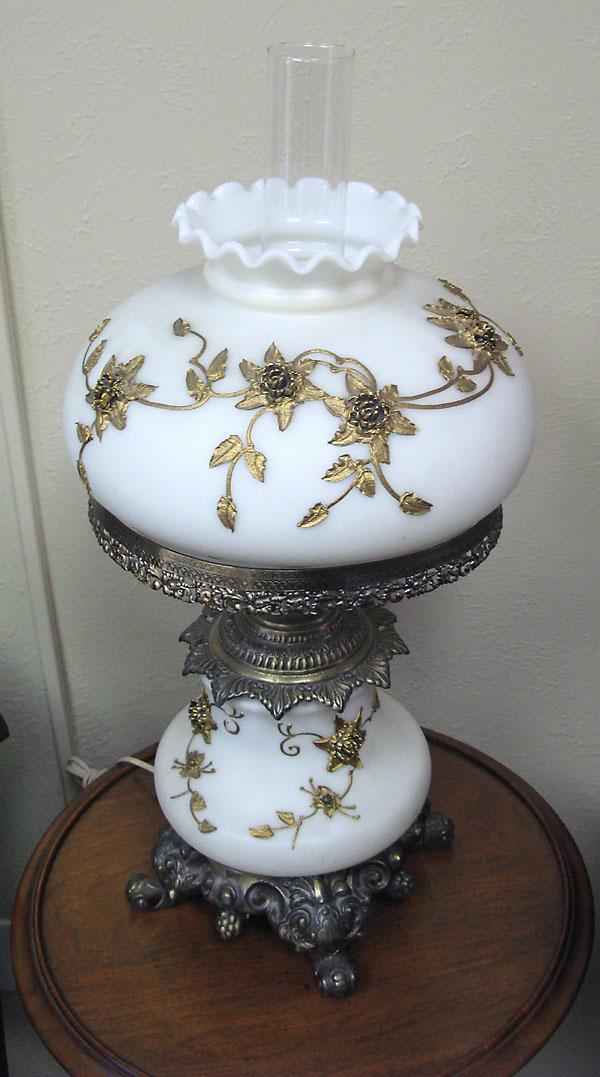 Antique Globe Lamps Value Lamp Design Ideas