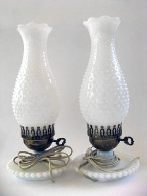 antique hurricane lamps photo - 10