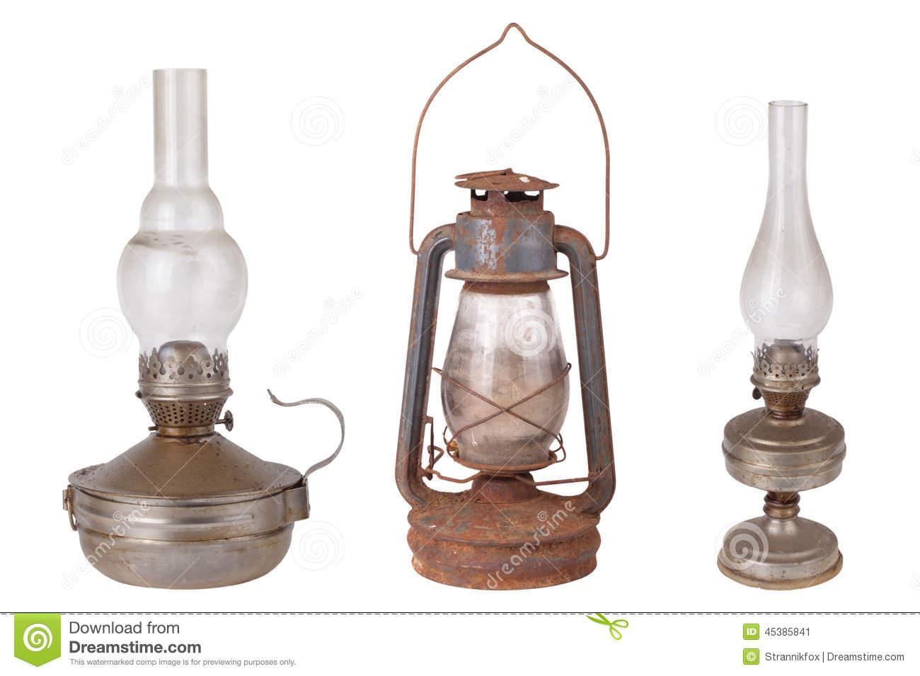 Antique Kerosene Lamps Warisan Lighting
