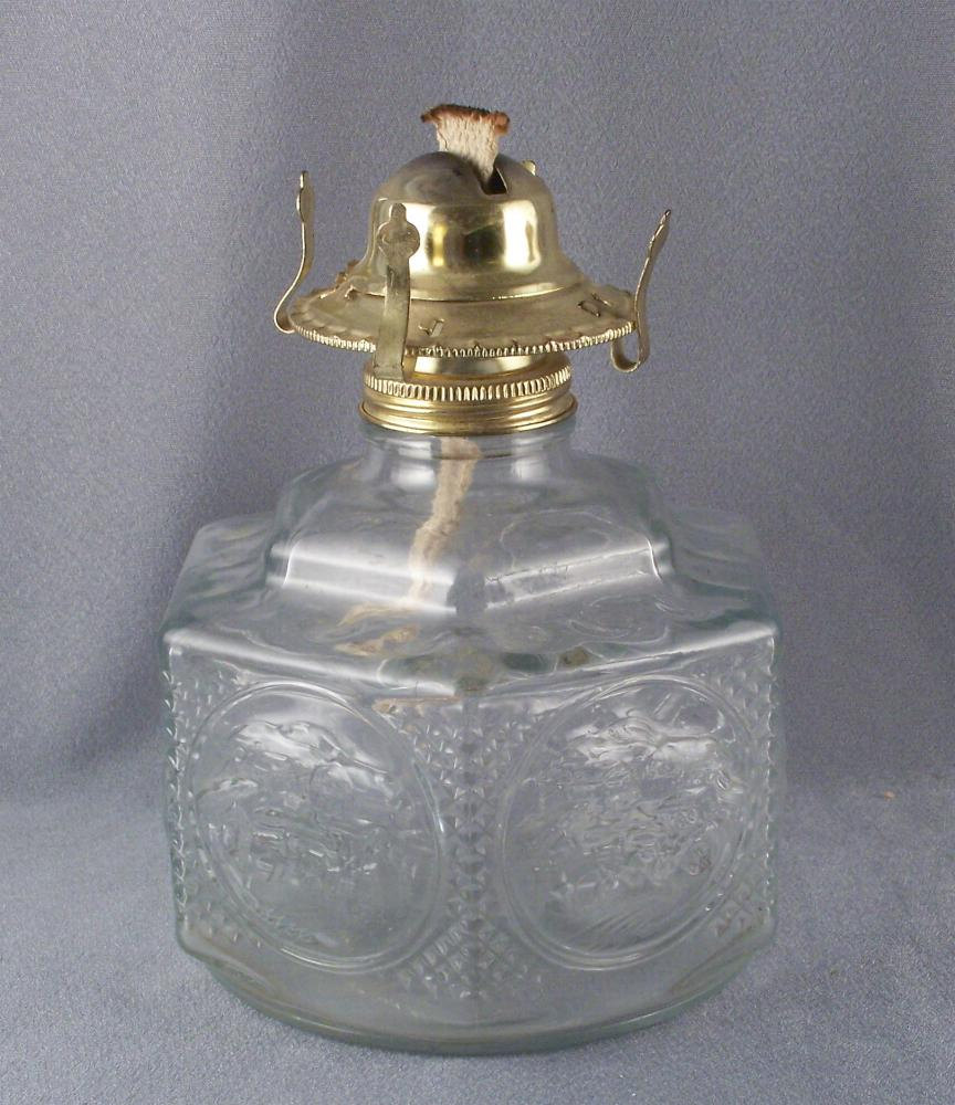 antique lamplight farms oil lamps photo - 1