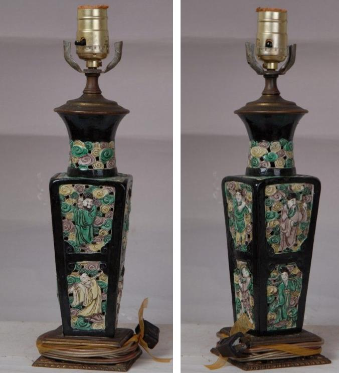 antique lamps photo - 6