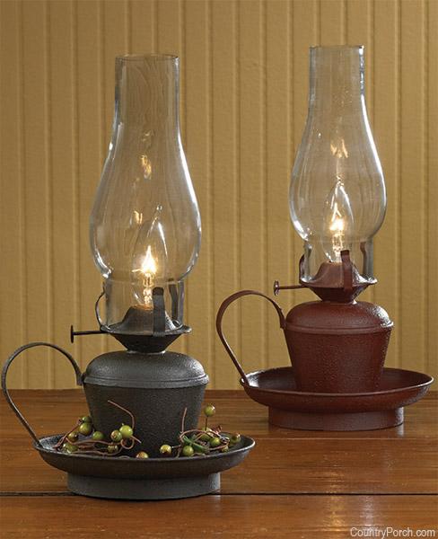Antique Oil Lamps Warisan Lighting