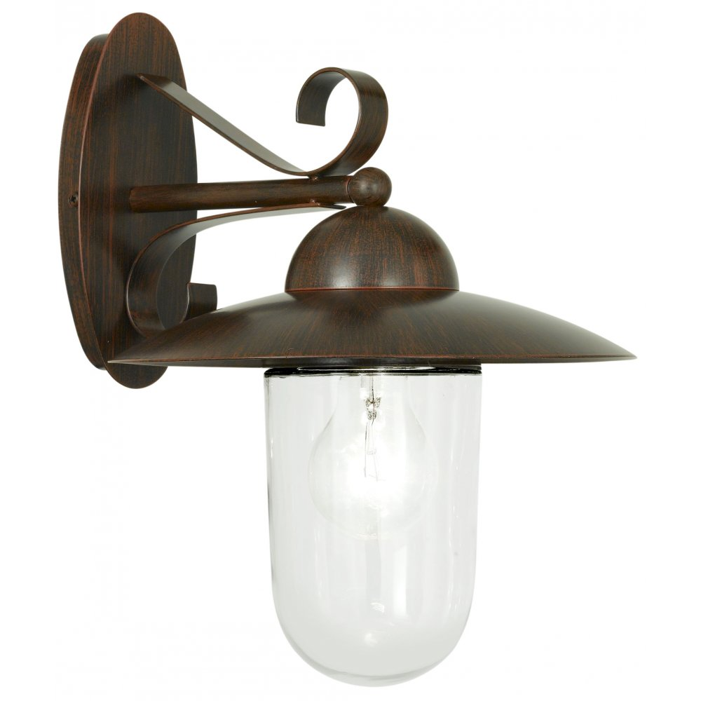 Add Character To Your Outdoors with Antique outdoor lights ...