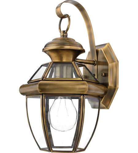 antique outdoor lights photo - 4