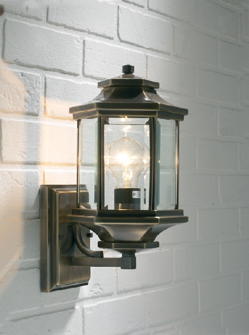 antique outdoor lights photo - 7