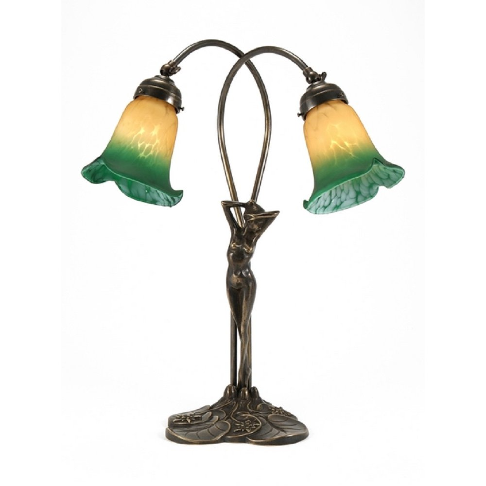 antique standing lamps photo - 3