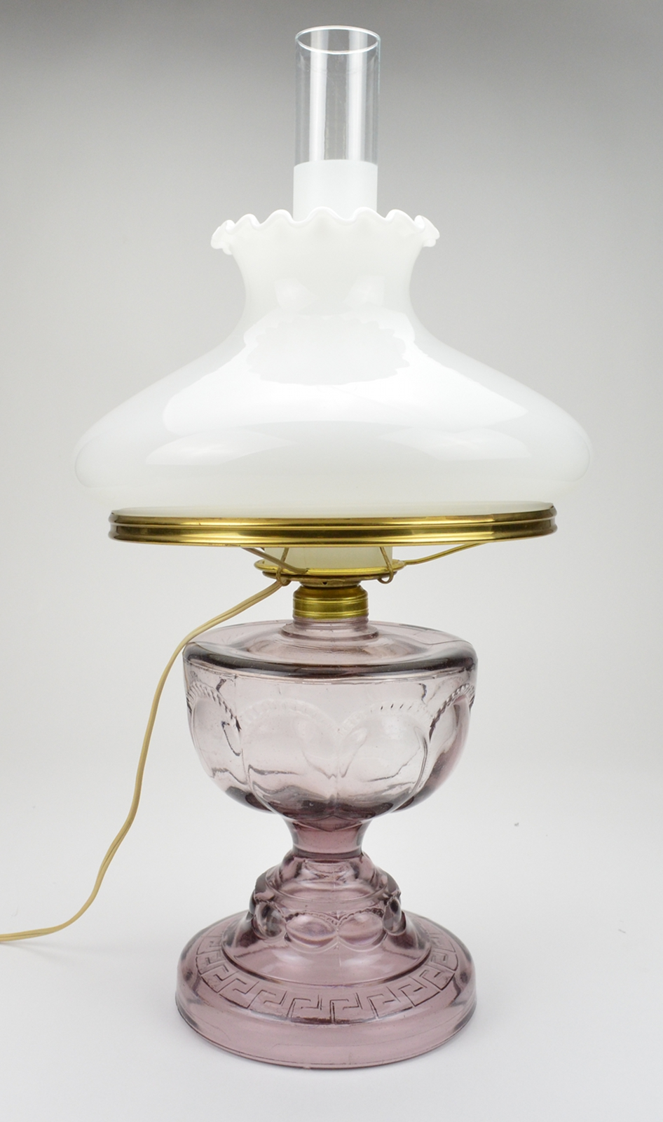 antique standing lamps photo - 4