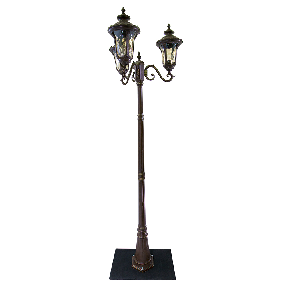 antique street lamps photo - 3