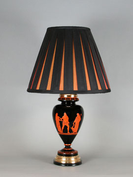 antique table lamps photo - 1