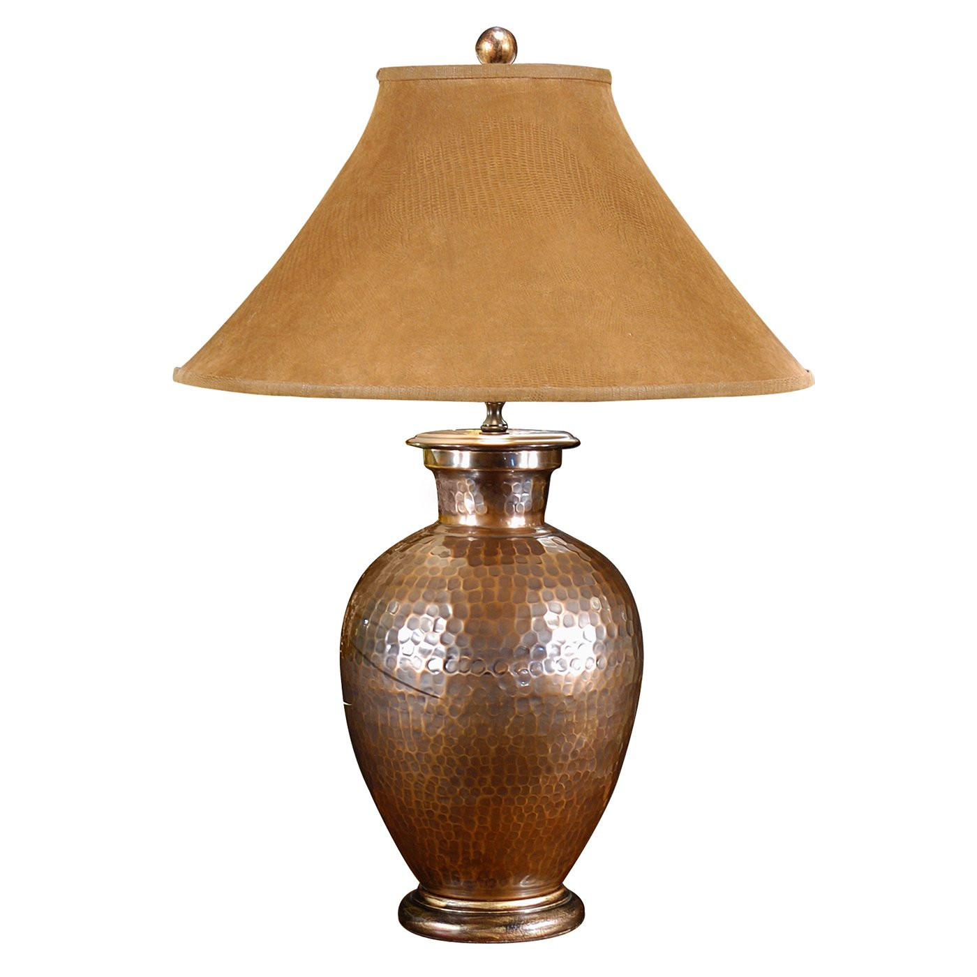 antique table lamps photo - 5