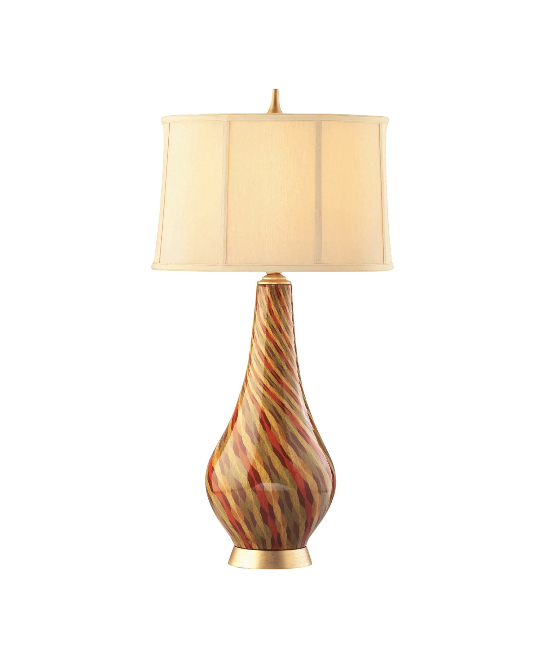 antique table lamps photo - 7